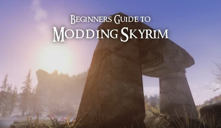 Beginners Guide to Modding Skyrim