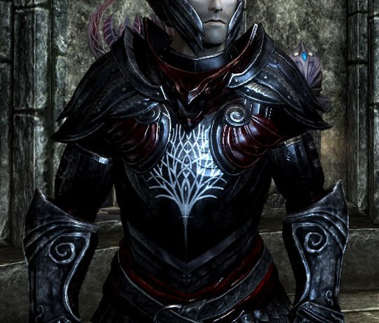 Bgm Glass And Elven Armour And Weapons V