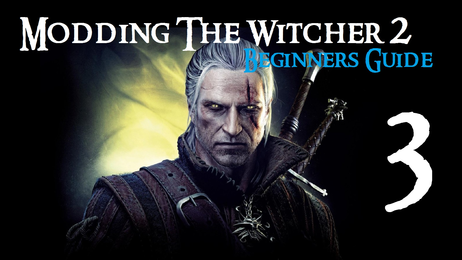Modding The Witcher 2 3