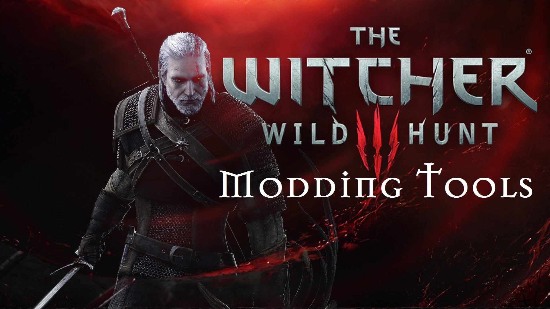 The-Witcher-3-modding tools