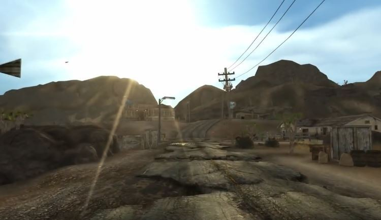 4GB Fallout New Vegas