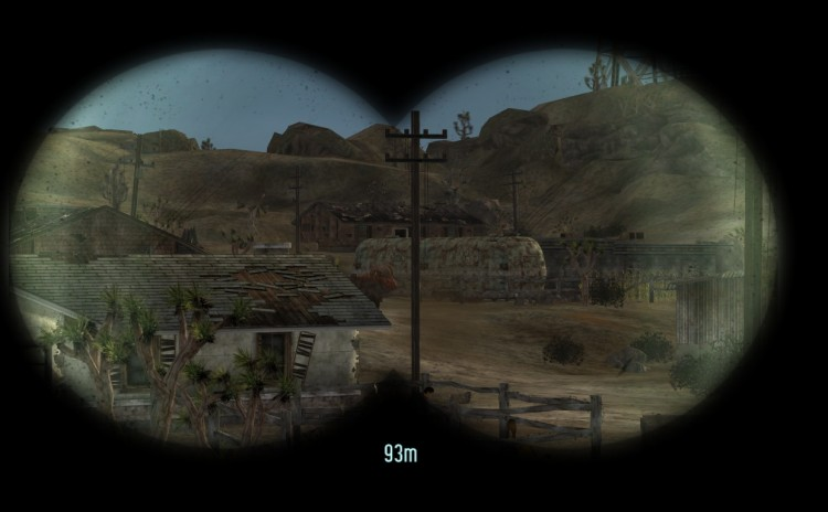 Advanced Recon Range Finder