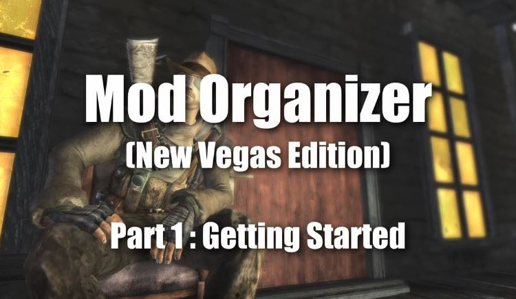 Mod Organizer: New Vegas Edition