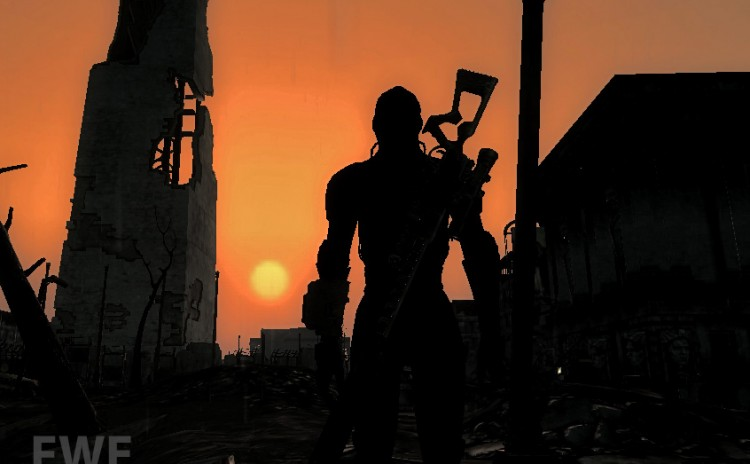 FWE – FO3 Wanderers Edition