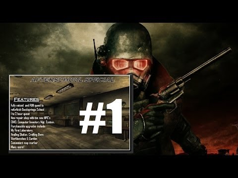 Let's Play Fallout : New Vegas – Afterschool Special (Fallout: New Vegas Mod)
