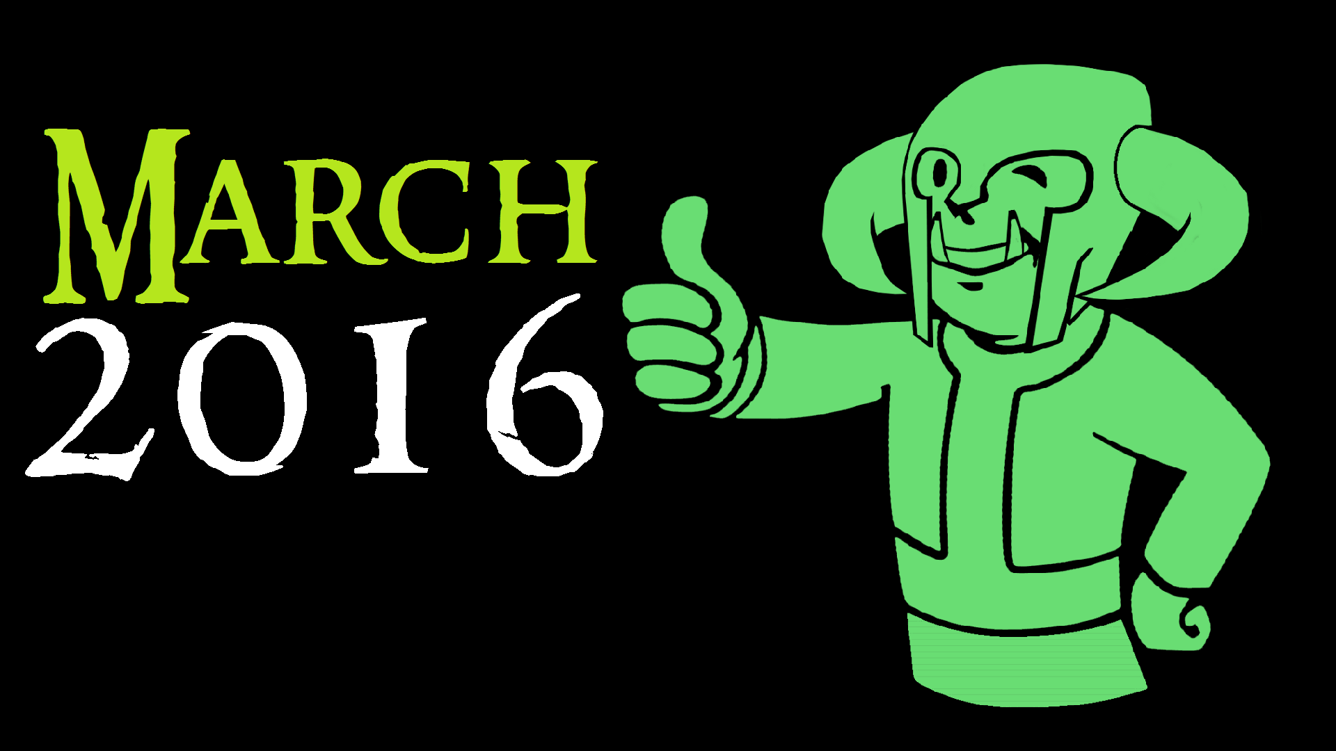 Minions Monthly March 2016