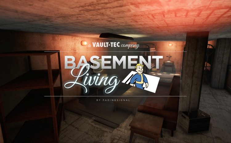 Basement Living – Bunker and Basement Player Homes (with standalone Workshops)