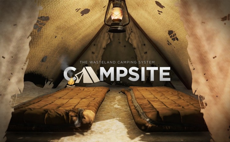 Campsite – Simple Wasteland Camping (and HD Sleeping Bags)