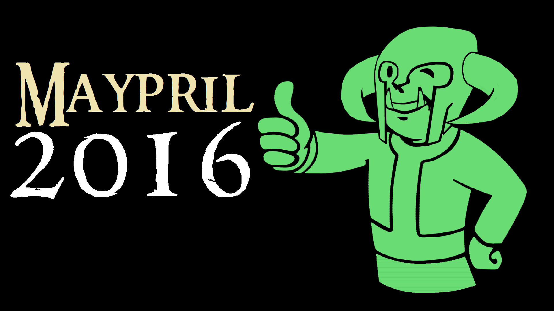 Minions Monthly Maypril 2016
