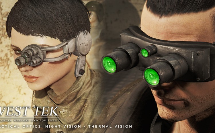 West Tek Tactical Optics – Night Vision Thermal Vision and More