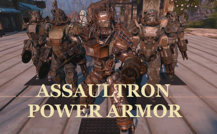 Assaultron PowerArmor