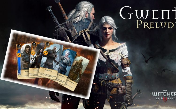 THE WITCHER 3 – Wild Hunt : GWENT TOURNAMENT