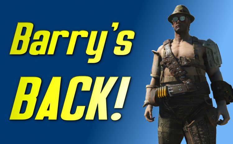 Fallout 4 Barry Edition – NUKA WORLD