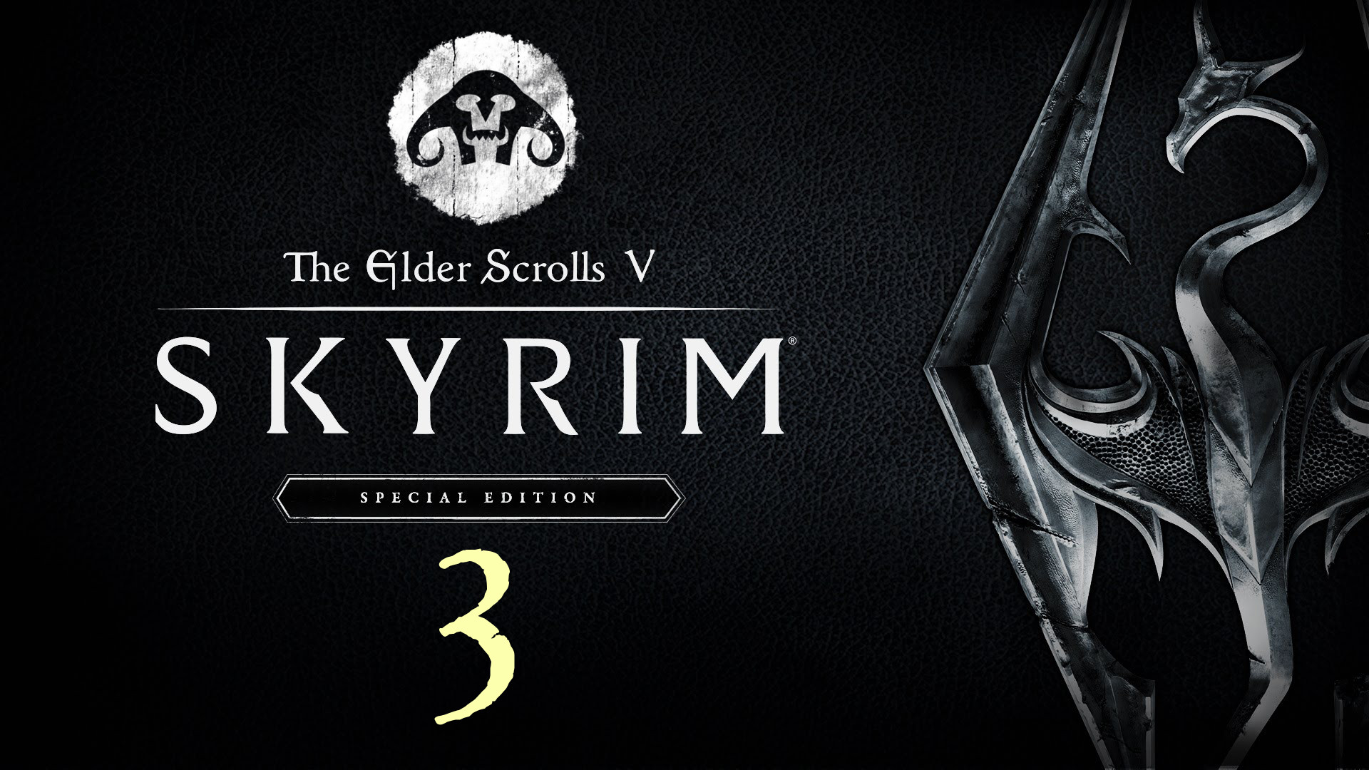 Gophers Vids » SKYRIM Special Edition – Chapter 1