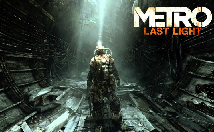Let's Play Metro: Last Light