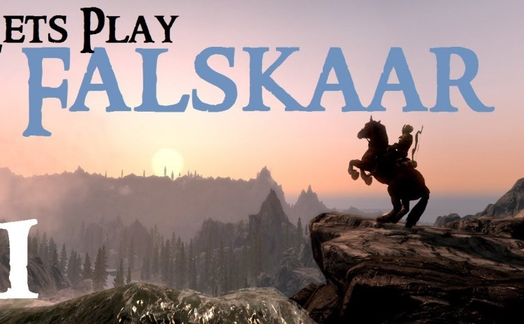 Let's Play Falskaar (Skyrim)