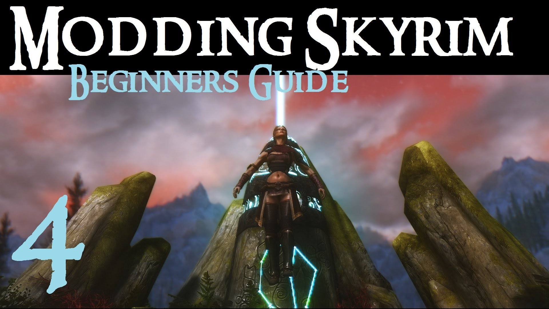 Gophers Vids » Beginners Guide to Modding Skyrim