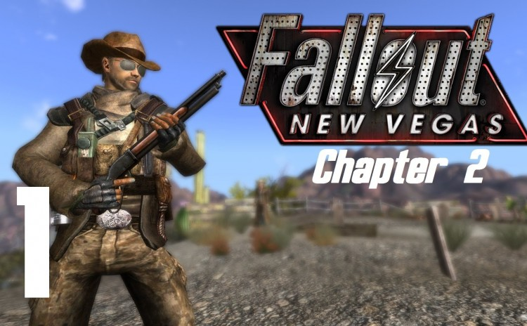 Let's Play Fallout : New Vegas – Chapter 2