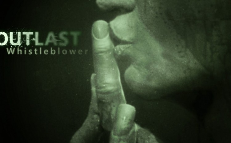 Let's Play Outlast : Whistleblower
