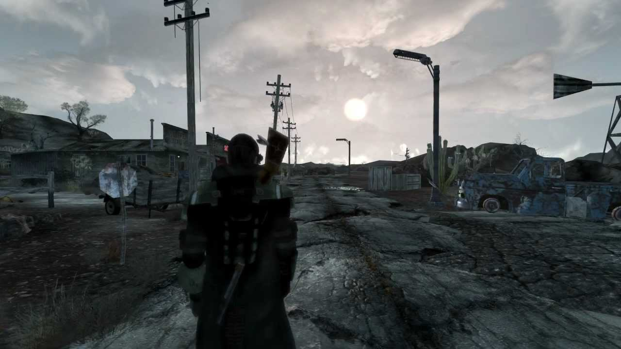 Gophers Vids » Fallout New Vegas Mod Clinic